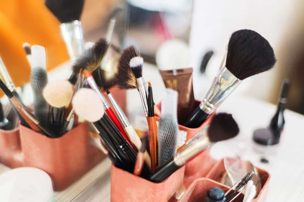 makeup brushes for vegans