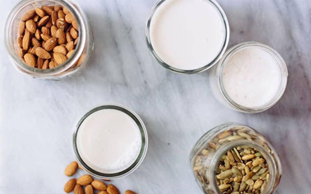 Best Vegan Milk: 100% Dairy Free & Cruelty Free Milk Alternatives