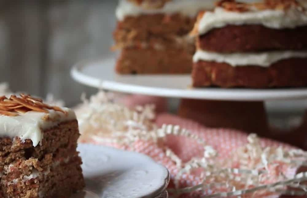 Best Vegan Carrot Cake Recipe