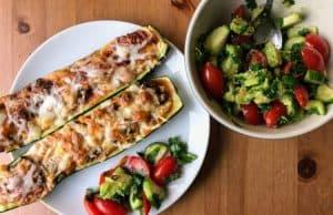 Delicious Vegan Zucchini recipe