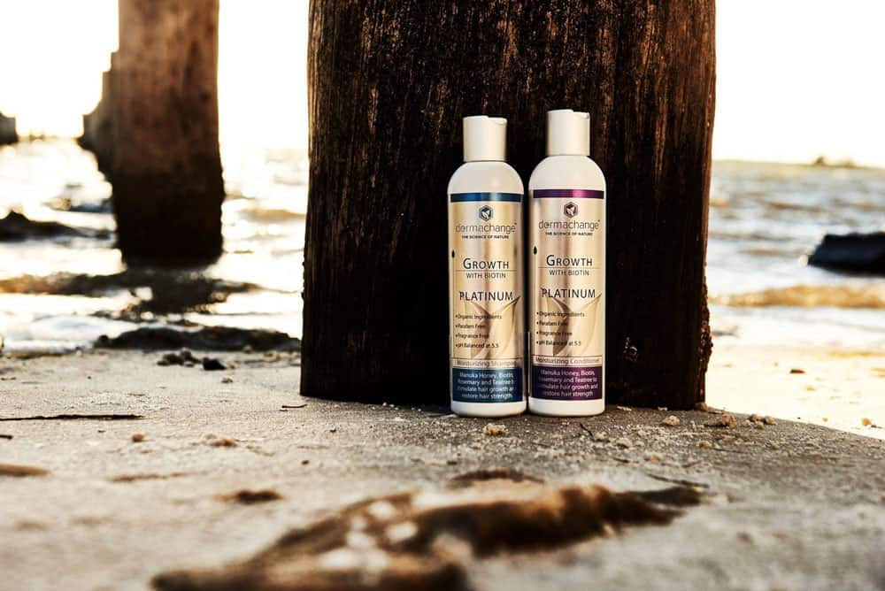 VEGAN SHAMPOO AND VEGAN CONDITIONER