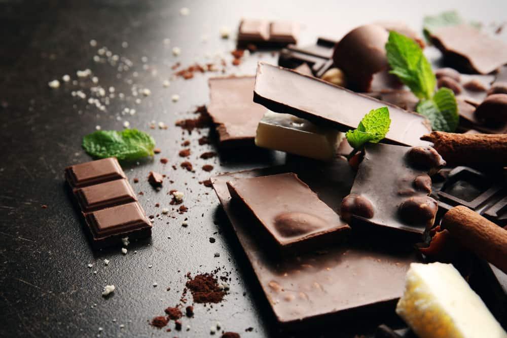 reasons to eat dairy free vegan chocolate