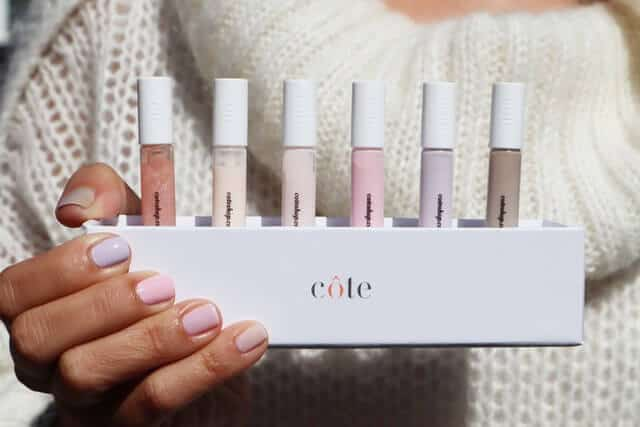 Côte - best vegan nail polish