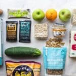 Healthy Vegan Travel Snacks