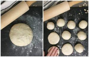can vegans eat flour