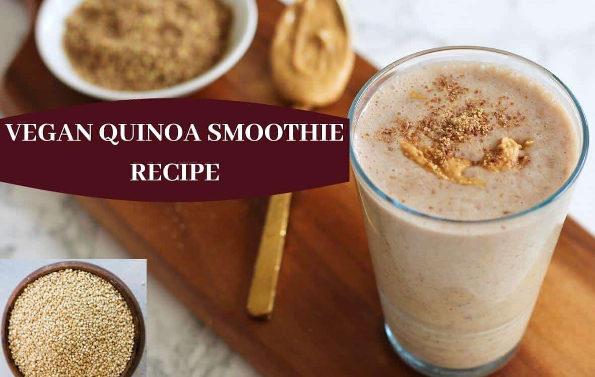 quinoa in smoothies