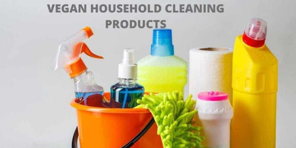 Vegan Household Cleaning Products