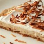 Vegan Coconut Cream Pie Recipe