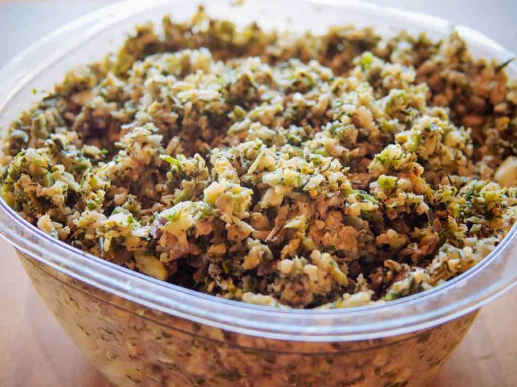 homemade vegan dog food