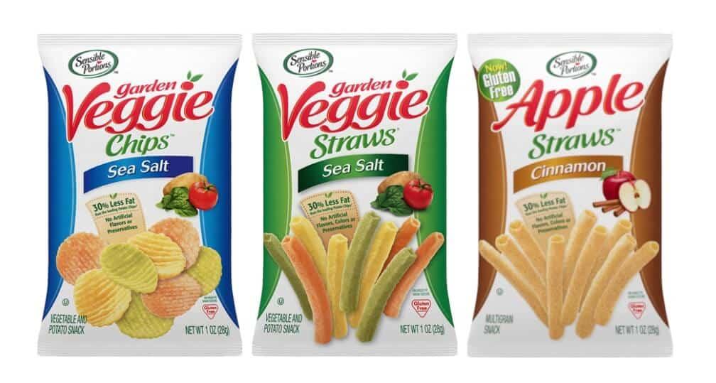 veggie straws healthy