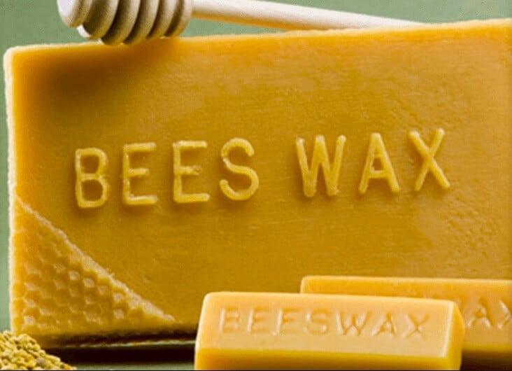 is beeswax vegan