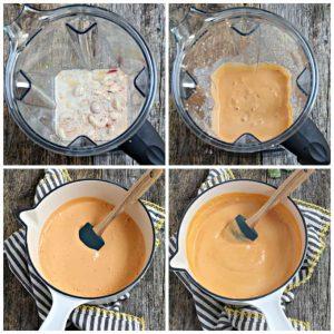 easy vegan nacho cheese recipe