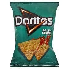 Are Doritos Salsa Verde Vegan