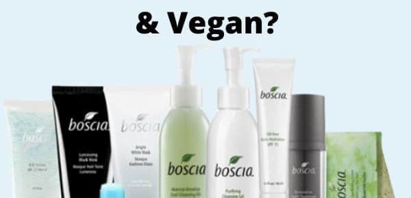 Is boscia cruelty free