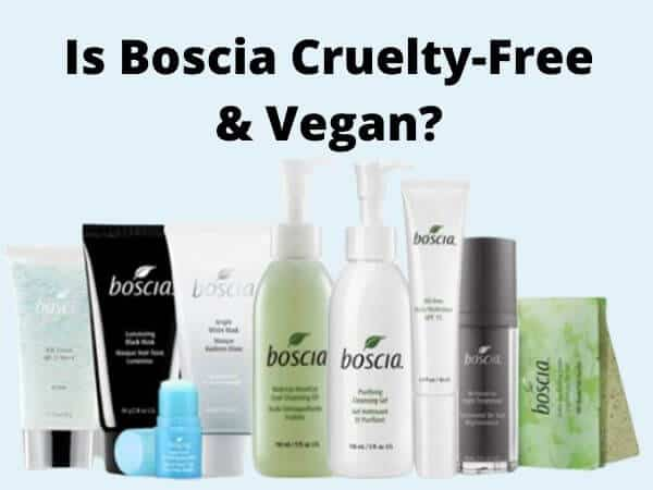 Is boscia cruelty free