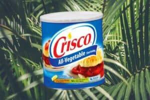 Is Crisco Vegan