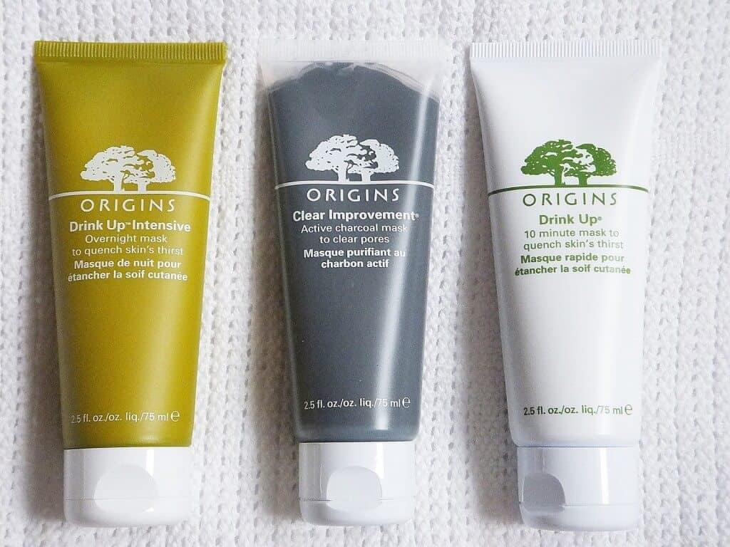 origins vegan products