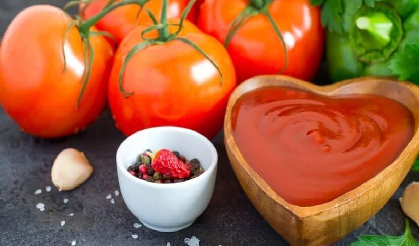 vegan ketchup