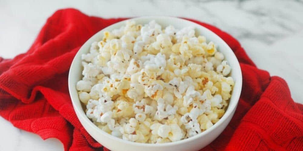vegan popcorn brands