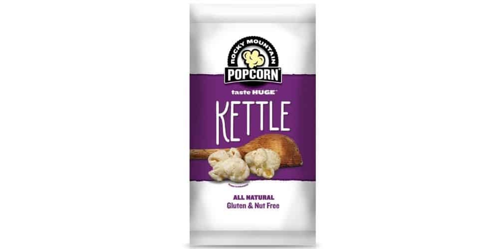Rocky Mountain vegan Kettle Corn