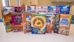 list of gluten free cereals