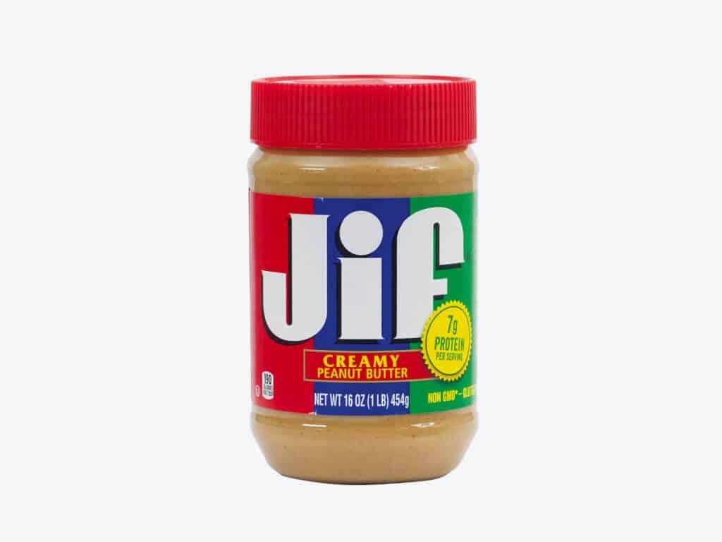 Is Jif Creamy Peanut Butter Vegan