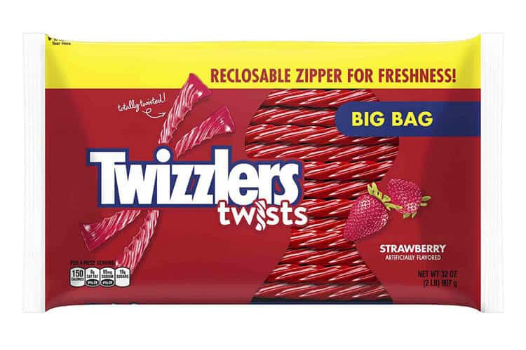 are twizzlers safe for dogs