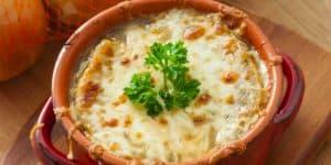 Vegan French Onion Soup Recipe