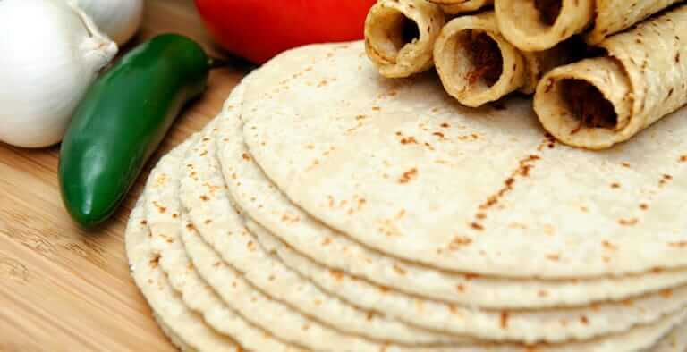 how long are flour tortillas good for