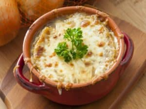 onion soup recipe vegan