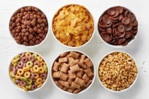 list of vegan cereals