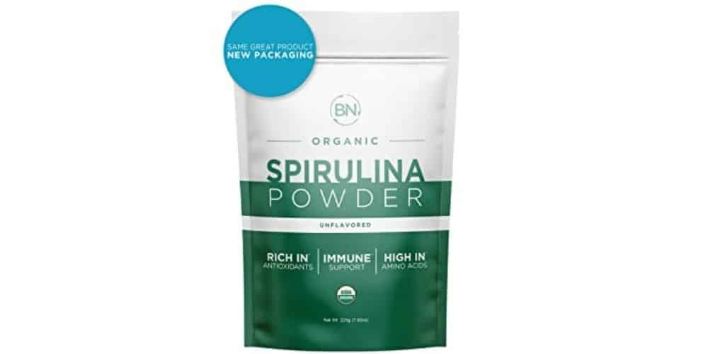 BN Labs Spirulina Powder Organic