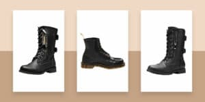 Best Vegan Combat Boots Brands