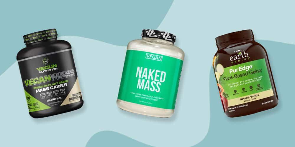 Best Vegan Weight Gainer Supplements Review