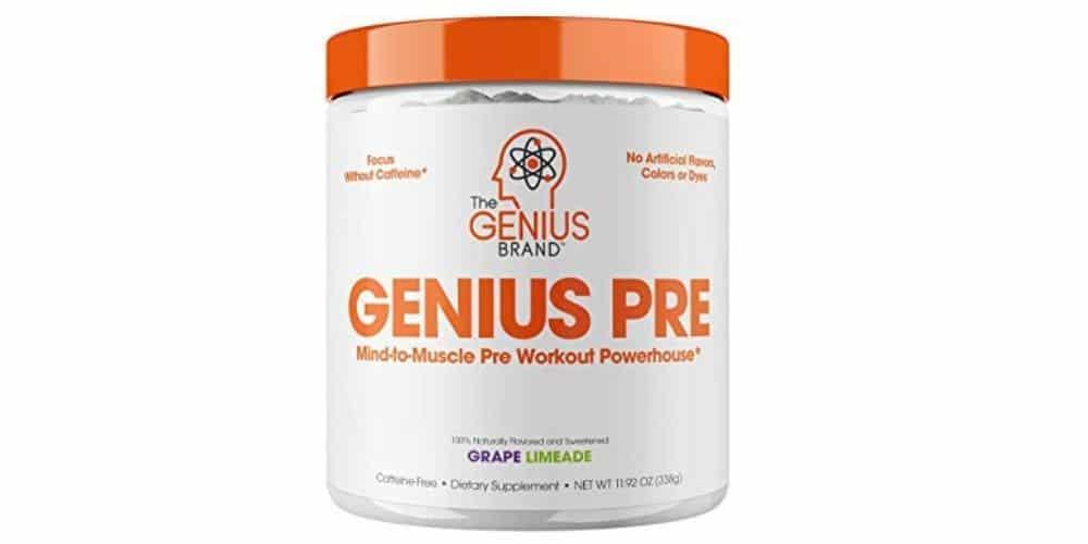 Genius Creatine vegan Powder