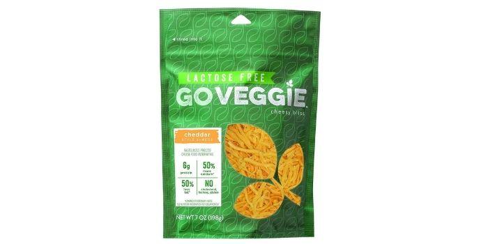 Go Veggie's best tasting vegan cheese