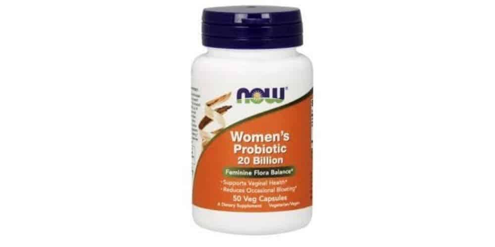 NOW Foods vegan Probiotic supplements