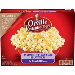 is orville redenbacher popcorn vegan