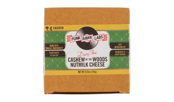 Punk Rawk Labs cheese