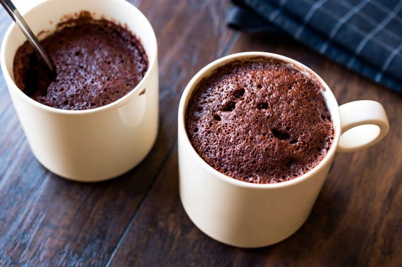 Vegan Mug Brownie Recipe