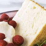Vegan Angel Food Cake Recipe