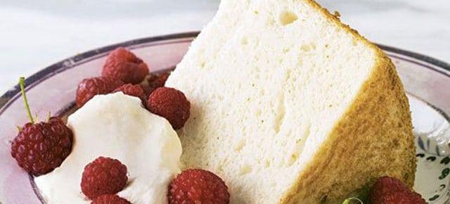 Vegan Angel Food Cake Recipe