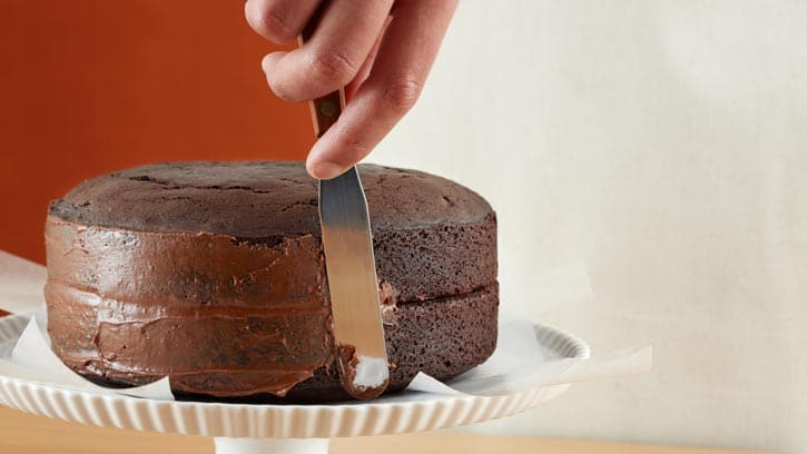 german chocolate frosting without eggs