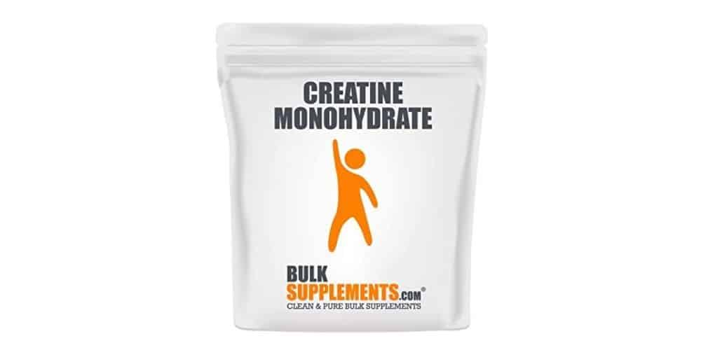 bulksupplements creatine review