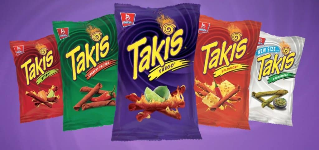 Are Takis Vegan