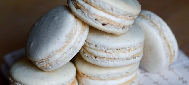 vegan macarons recipe
