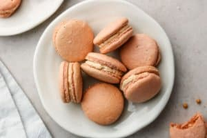 vegan macarons recipe with aquafaba