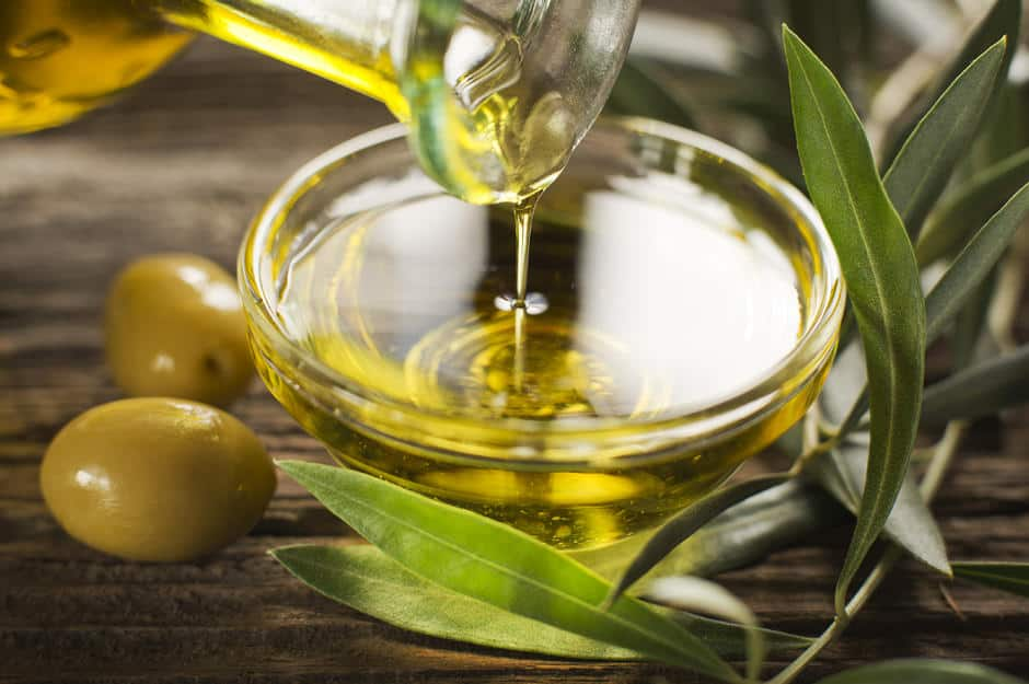 vegan olive oil