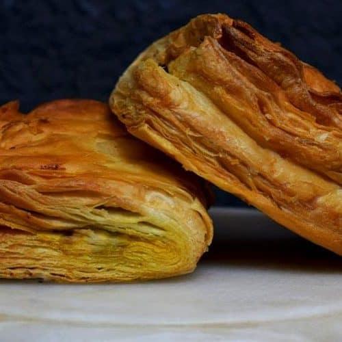 vegan puff pastry recipe