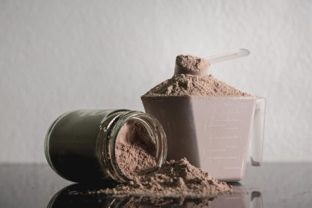 vegan weight gain powder